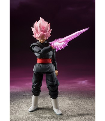 Figura Goku Black Dragon...