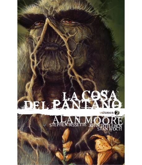 La Cosa del Pantano: Edición Deluxe Nº 2 (de 3)