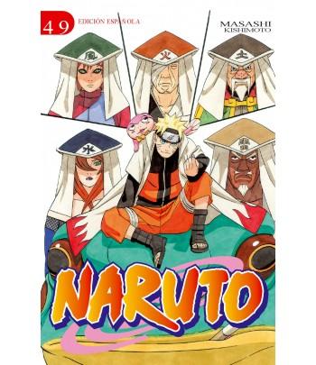 Naruto Nº 49