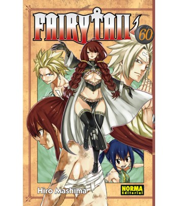 Fairy Tail Nº 60