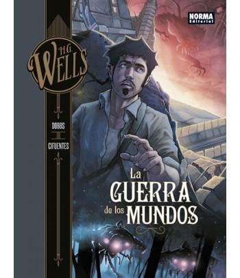 H.G. Wells: La guerra de...