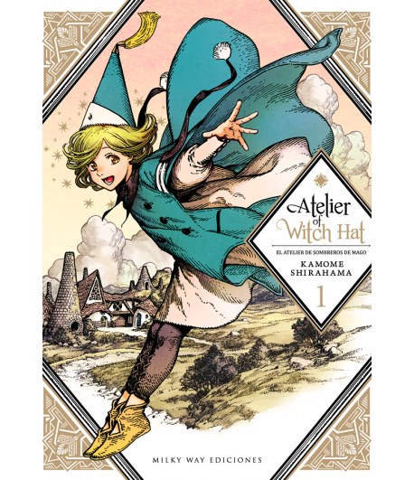 Atelier of Witch Hat Nº 01