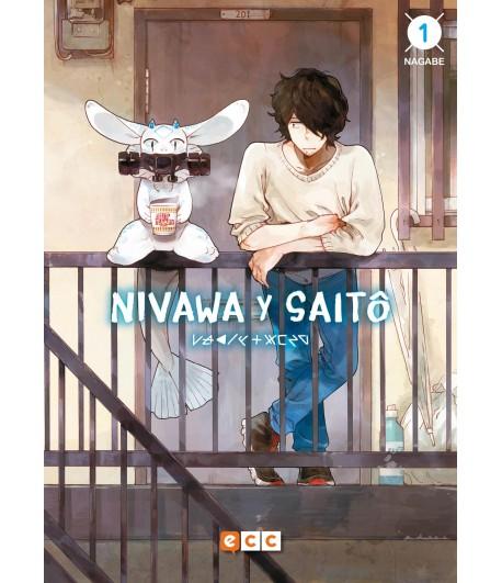 Nivawa y Saitô Nº 1 (de 3)