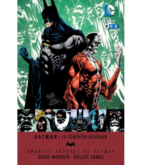 Grandes Autores de Batman: Doug Moench y Kelley Jones Nº 02: La conexión Deadman