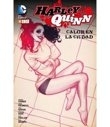 Harley Quinn Nº 01: Calor...