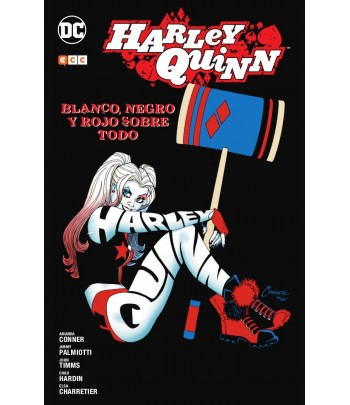 Harley Quinn Nº 06: Blanco,...