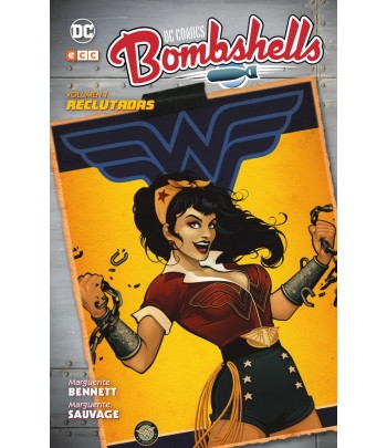 DC Comics Bombshells Nº 01:...