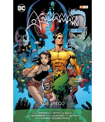 Aquaman: Subdiego Nº 1 (de 2)