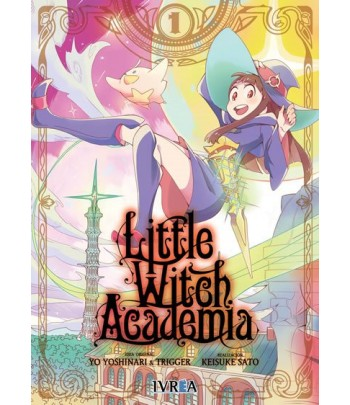 Little Witch Academia Nº 1...