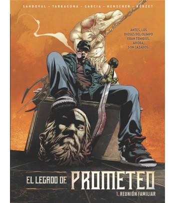El legado de Prometeo Nº...
