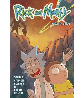 Rick y Morty Nº 05