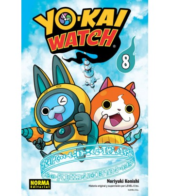 Yo-Kai Watch Nº 08