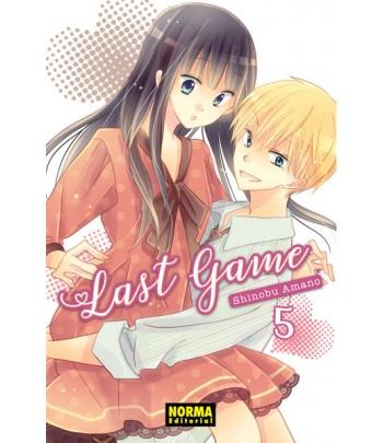 Last Game Nº 05 (de 11)