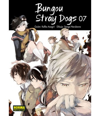 Bungou Stray Dogs Nº 07