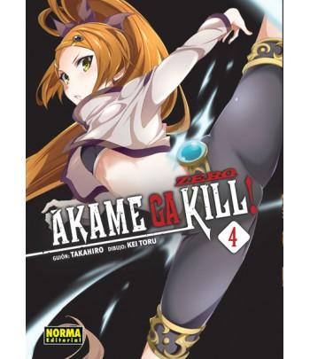 Akame ga Kill! Zero Nº 04...