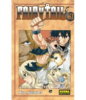 Fairy Tail Nº 61