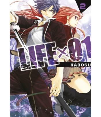 LIFE x01 Nº 2 (de 2)