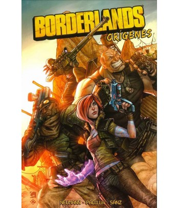 Borderlands Nº 01: Orígenes