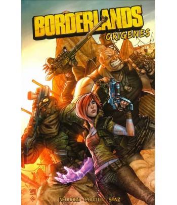 Borderlands Nº 01: Orígenes