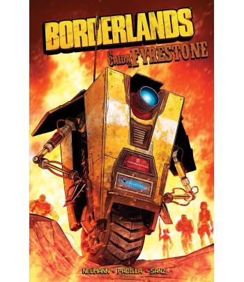 Borderlands Nº 02: La caída...