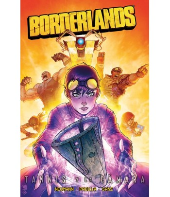 Borderlands Nº 03: Tannis y...