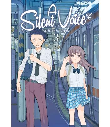 A Silent Voice Nº 3 (de 7)