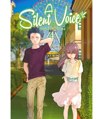 A Silent Voice Nº 4 (de 7)