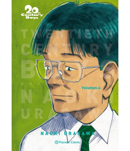 20th Century Boys Kanzenban Nº 04 (de 11)
