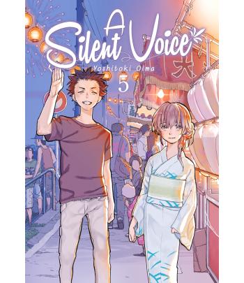 A Silent Voice Nº 5 (de 7)