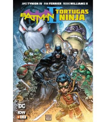 Batman / Tortugas Ninja II