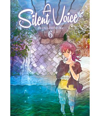 A Silent Voice Nº 6 (de 7)