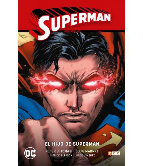 Superman (Renacimiento) Nº 01: El hijo de Superman
