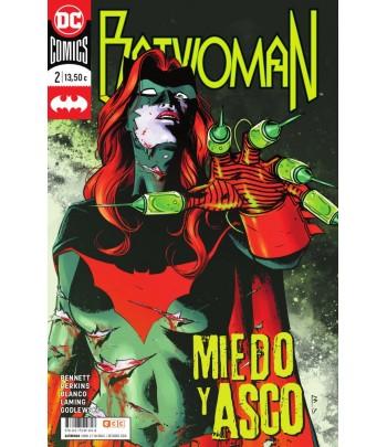 Batwoman (Renacimiento) Nº 02