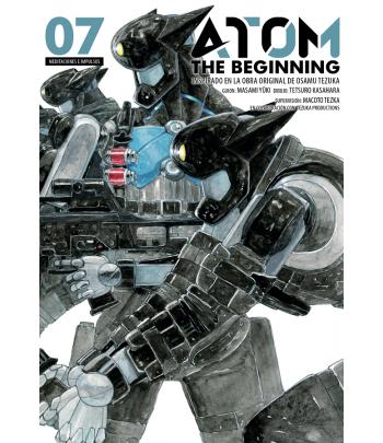 Atom: The Beginning Nº 07