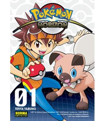 Pokémon Horizon Nº 1 (de 2)