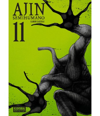 Ajin (Semihumano) Nº 11