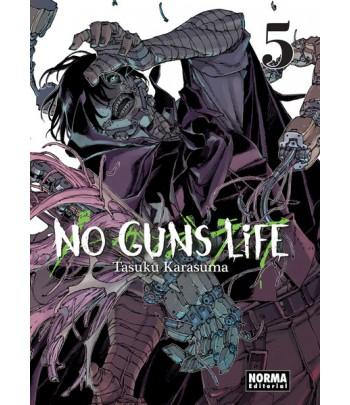 No Guns Life Nº 05