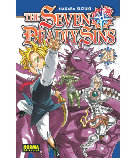 The Seven Deadly Sins Nº 24