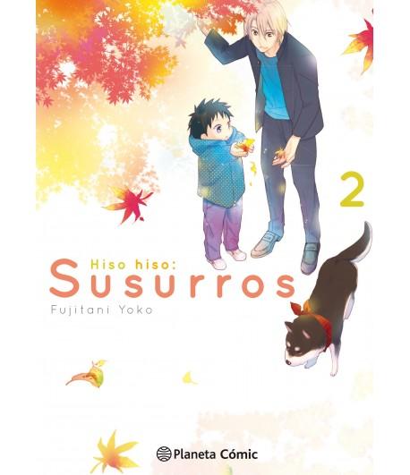 Hiso Hiso: Susurros Nº 2 (de 6)