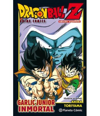 Dragon Ball Z: Garlic...