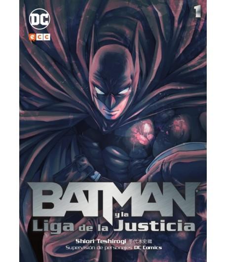 Batman y la Liga de la Justicia Nº 01
