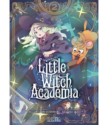 Little Witch Academia Nº 2...