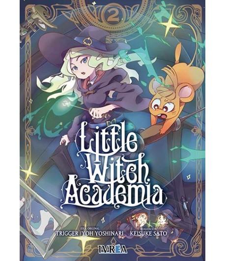 Little Witch Academia Nº 2 (de 3)