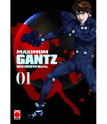 Maximum Gantz Nº 01