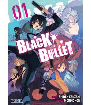 Black Bullet Nº 1 (de 4)