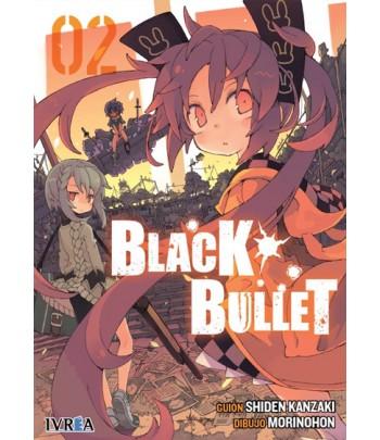 Black Bullet Nº 2 (de 4)