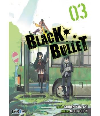 Black Bullet Nº 3 (de 4)