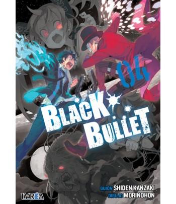 Black Bullet Nº 4 (de 4)