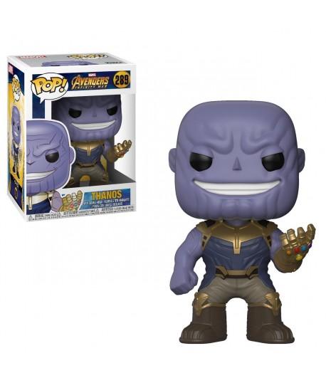 Vinyl POP Marvel Avengers Infinity War Nº 289: Thanos