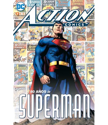 Action Comics: 80 años de...